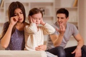 부부 갈등을 아이가 모르게 해결하는 방법