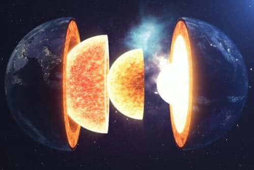 지구의 탄생에 관한 간단한 설명