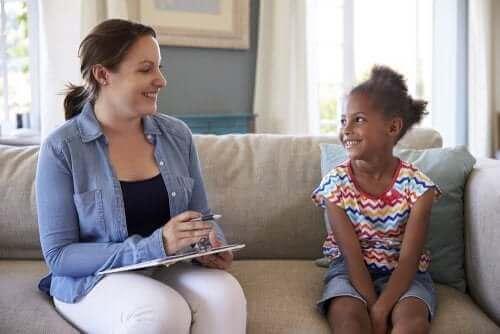 언제 아동 심리학자를 찾아가야 할까?