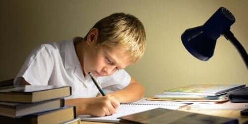 좋은 학습 습관을 가진 성공적인 학생들