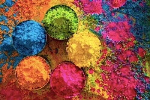 아이들에게 색깔을 가르쳐 주는 책