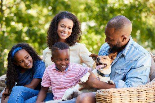 가족의 법적 기반