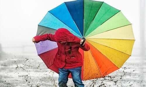 아이들에게 색깔을 가르쳐주는 책