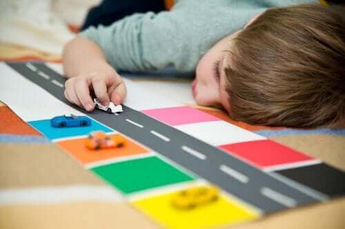 자폐 아동의 교육: 전문 교사