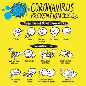 코로나바이러스의 증상은 무엇일까?