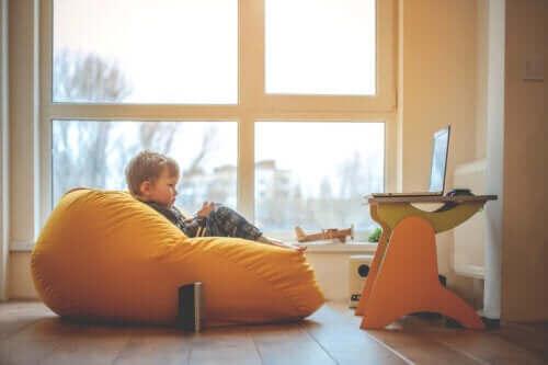학습 공간을 위한 편안한 자리를 고려하자