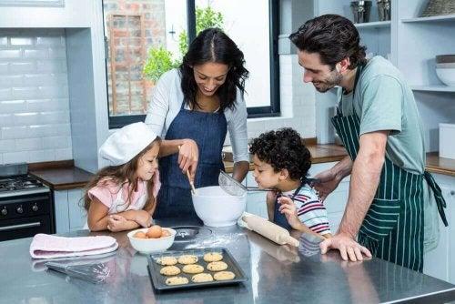 집에서 온 가족이 함께 즐기는 5가지 활동