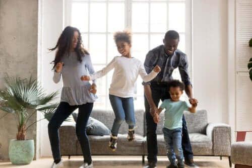 코로나 격리 중 집 안에서 에너지를 소비하는 방법