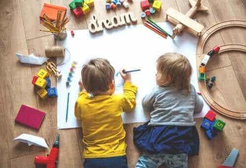 코로나 격리 중 어린이 학습 공간을 마련해 주는 방법