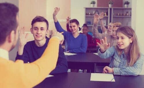 학생의 주도적 학습을 돕는 방법