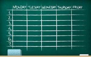 효과적인 학습 계획 짜기