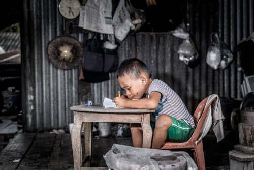유니세프의 아동 보호 활동