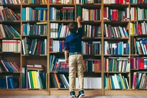 교실에서 독서를 장려하는 활동
