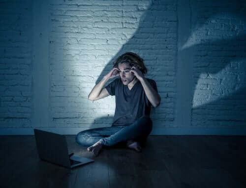 청소년들 사이에서 사이버 폭력이 증가하는 이유