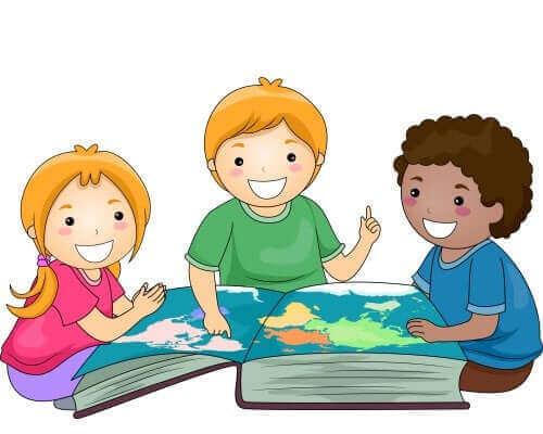 어린이를 위한 최고의 지도책