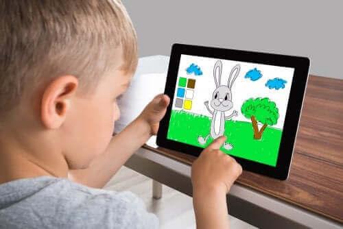 어린이용 드로잉 및 컬러링 앱