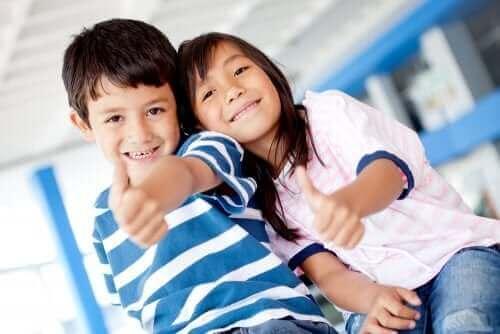 아이들에게 낙관주의를 장려하는 방법