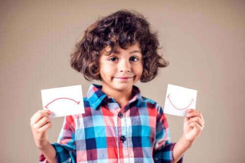 아이의 감정을 인정해야 하는 이유