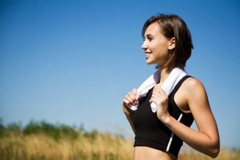 산후 운동 달리기