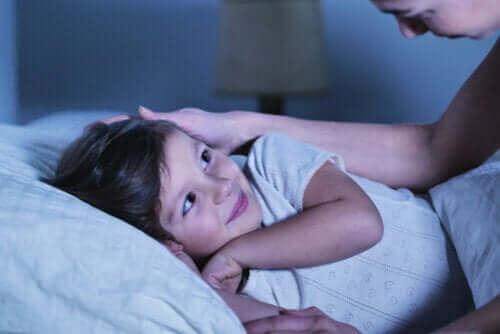어린이의 수면에 관한 흥미로운 사실