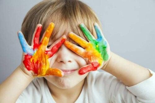어린이의 재능을 파악하고 계발하기
