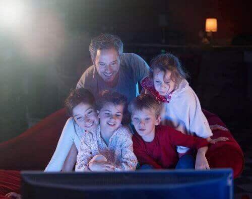 계획적인 가족 시간