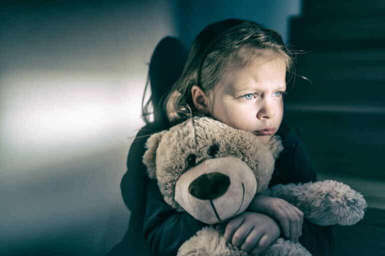 어린이 정서 결핍의 징후