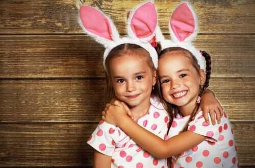 쌍둥이에 관한 재미있는 사실 8가지