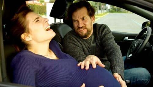 출산 공포가 미치는 영향