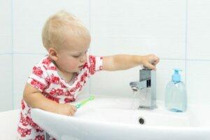 어릴 때부터 시작하는 위생 습관의 중요성