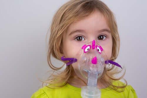 어린이 마른기침의 치료법