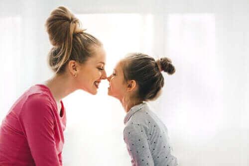 엄마가 되는 경험은 무엇을 의미할까?