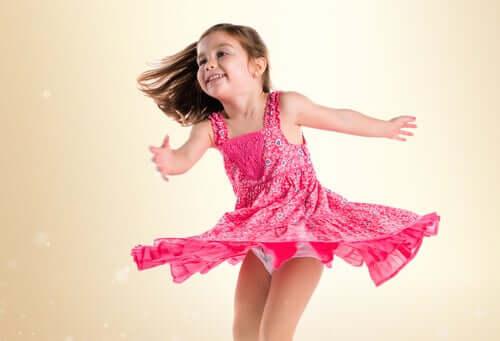 아이들이 춤을 추면 좋은 점