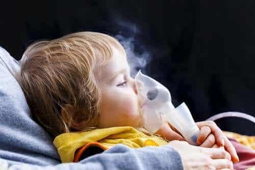 아동 천식의 9가지 증상