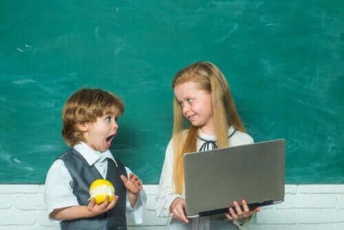 초등학교를 성공적으로 시작하기 위한 3가지 팁