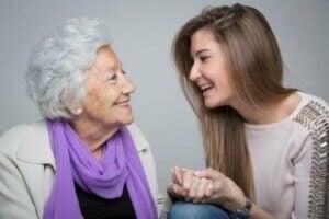 엄마에서 할머니가 되는 특별한 경험