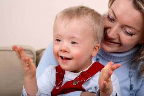 장애 아동 양육에서 애정의 중요성