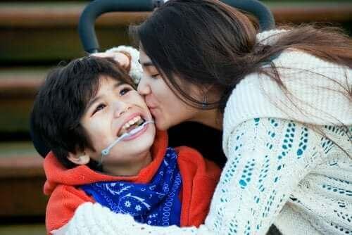 장애 아동 발달
