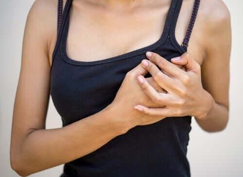 비암성 유방 질병의 일반적인 유형