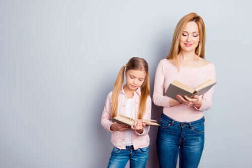 본을 보임으로써 자녀를 가르치면 어떤 일이 생길까?