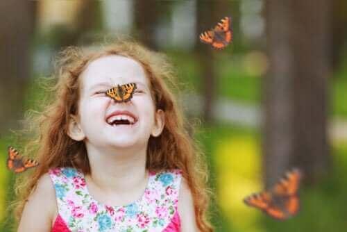 어린이의 발달을 돕는 개인 강점 6가지