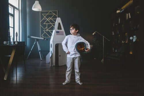 우주비행사를 꿈꾸는 어린이를 위한 책