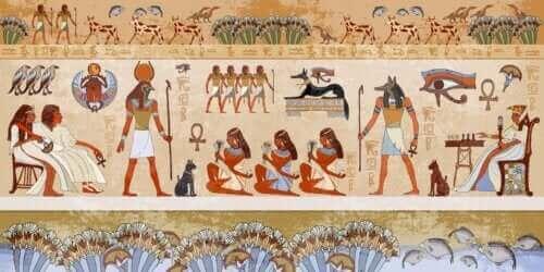 이집트에 관한 아동 문학