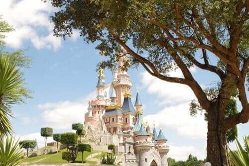 소중한 추억을 만들 수 있는 곳, 파리 디즈니랜드