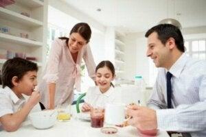 가족의 4가지 정의