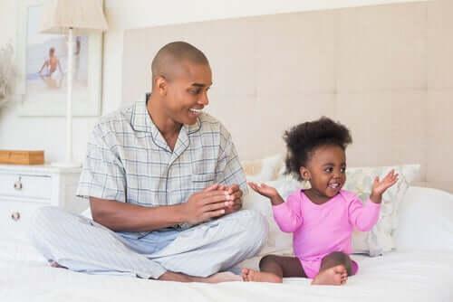 아이에게 가치관을 가르치는 것은 가정에서 시작된다