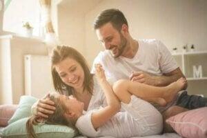 자녀에게 가치관을 가르치는 것은 가정에서 시작된다