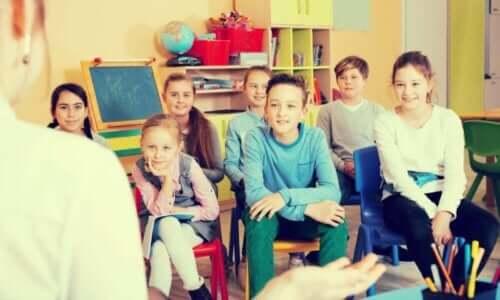 교실에서의 감정을 어떻게 다룰 수 있을까?