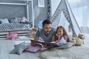 어린이에게 독서를 소개하는 더 많은 방법