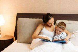 어린이에게 독서를 소개하는 방법